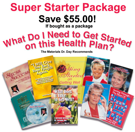 Health Plan Starter Package